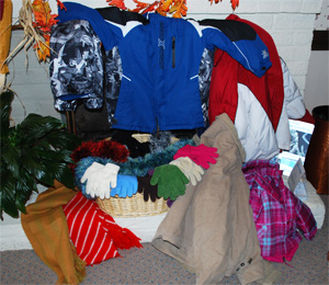 Bel Air MD Dentist Support Community with Clothing Drive
