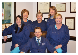 Dental Staff at Taneyhill & Mandras