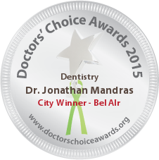 Doctors' Choice Award Winner - Bel Air Maryland
